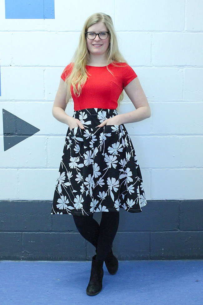 Tilly And The Buttons Lexy S Dominique Skirts