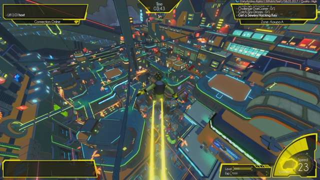 Hover : Revolt Of Gamers PC Full Español