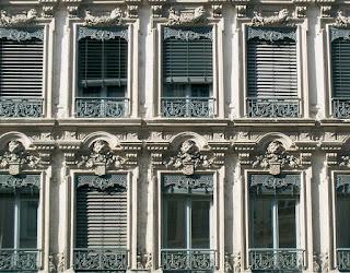 jalousie store lyon architecture façades