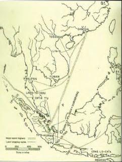 Silsilah Raja-Raja Pendiri Kerajaan, Sistem Pemerintahan, Kehidupan Ekonomi Sosial dan Politik, Prasasti dan Candi Peninggalan, Letak dan Luas Wilayah Kekuasaan Kerajaan Maritim Sriwijaya