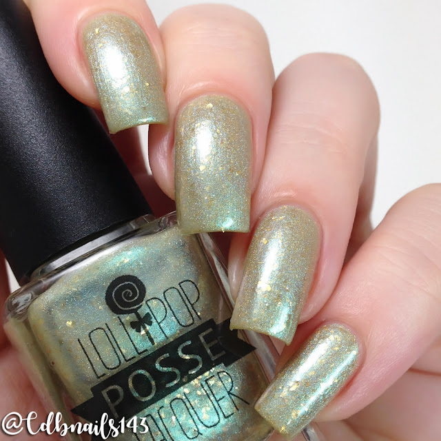 Lollipop Posse Lacquer-Gin and Juice