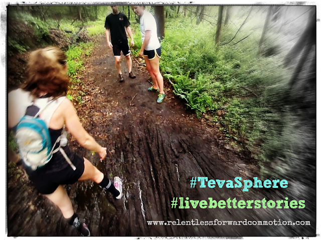 TevaSphere Trail event review