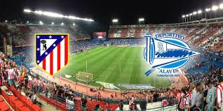 مشاهده مباراة اتلتيكو مدريد وديبورتيفو ألافيس بث مباشر