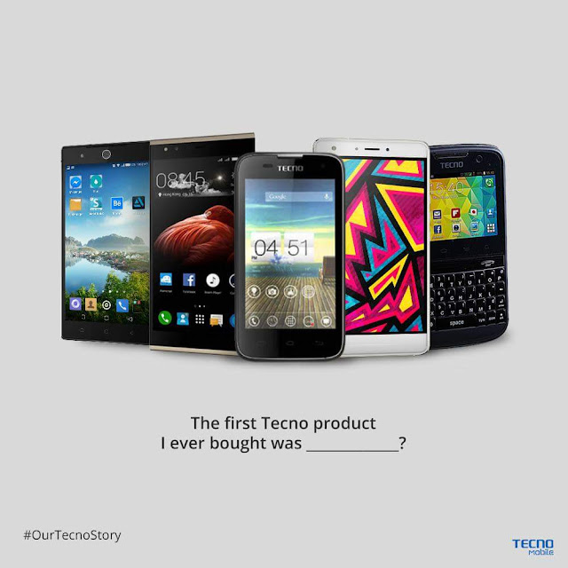 What was the first tecno phone you ever bought