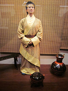 xin zhui mayat wanita yang masih utuh hingga ribuan tahun