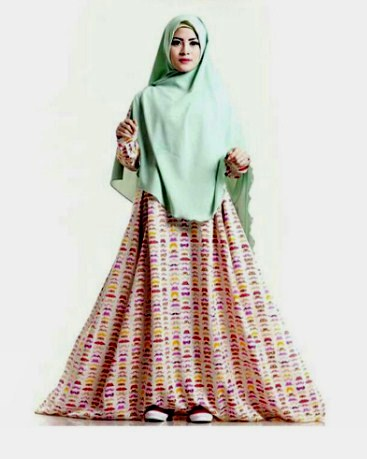 Fashion, Muslimah, Trend Fashion