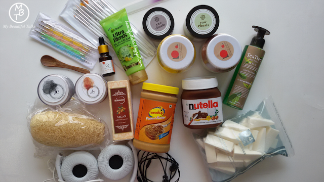 Online Shopping Haul From Amazon and Nykaa