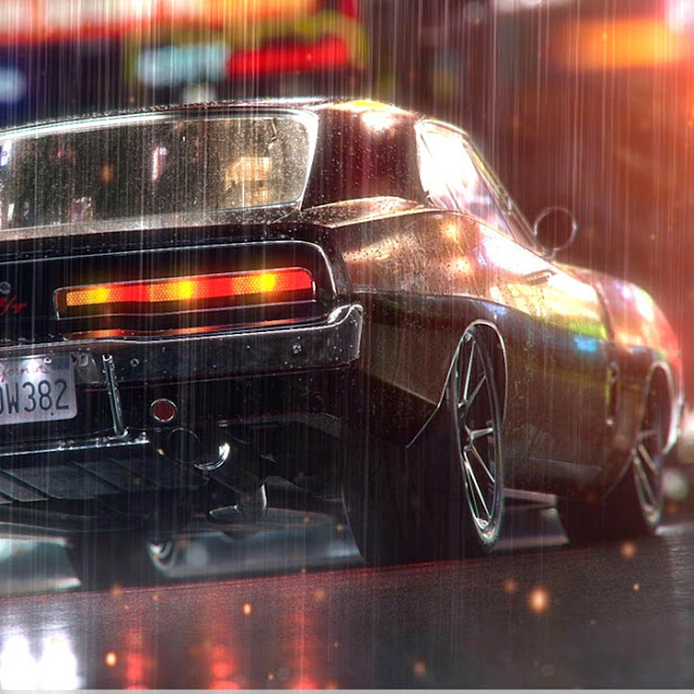 Dodge Charger R/T Wallpaper Engine