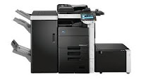 Konica Minolta IC-412 Color Multifunction Printer Driver