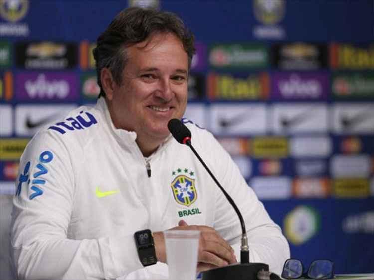 Erasmo Damiani, ex-CBF, é o novo diretor de futebol do Vitória 1