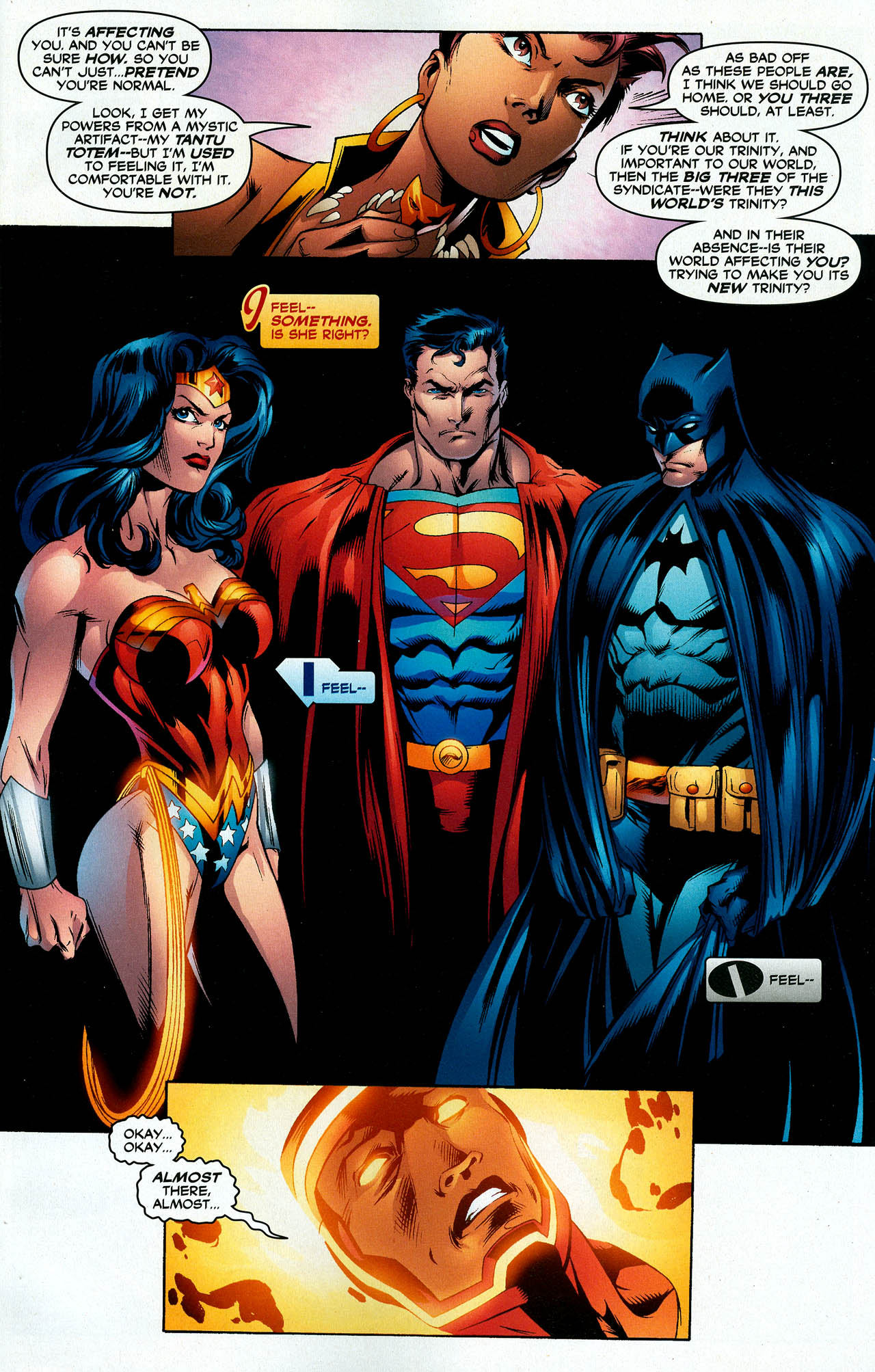 Read online Trinity (2008) comic -  Issue #14 - 10