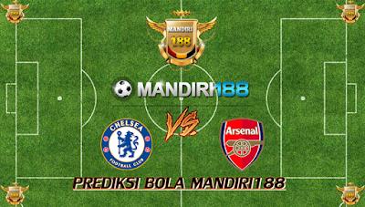 AGEN BOLA - Prediksi Chelsea vs Arsenal 6 Agustus 2017