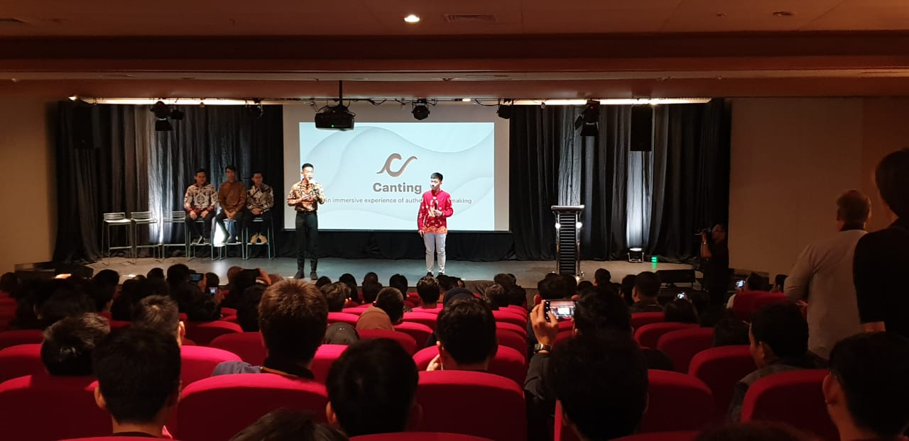 Ratusan Talenta Muda Digital Lulus dari Apple Developer Academy di BSD City Salah satu Lulusannya Membuat Aplikasi Canting