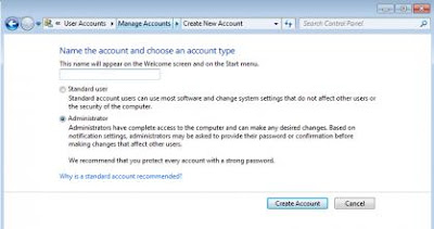 Cara Mengatasi User Profile Cannot Be Loaded windows 7/8