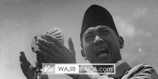 Kobarkan Semangatmu dengan 5 Kata Mutiara dari Ir. Soekarno Berikut