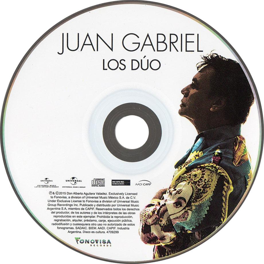 Juan Gabriel Los Duos