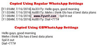 GB-message-copy-settings