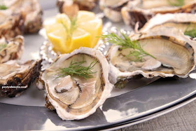 get to know more about finest Belon flat oysters produced in Brittany in France