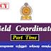 Field Coordinator - சுகாதார, போஷணை மற்றும் சுதேஷ வைத்திய அமைச்சு.