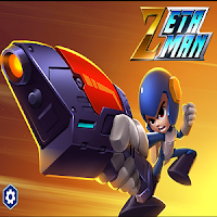 Zeta Man Metal Shooter Hero MOD APK unlimited money