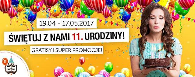 http://www.taniaksiazka.pl/swietuj-z-nami-11-urodziny-taniej-ksiazki--a-430.html