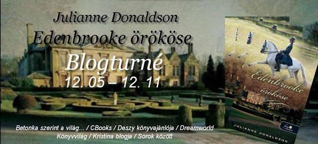Julianne Donaldson: Edenbrooke orokose