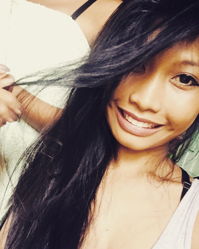 Pinay Province Girl Long Hair