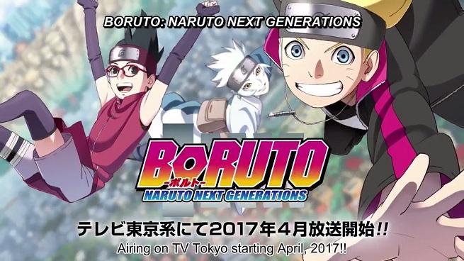 Boruto: Naruto Next Generations Episode 42 Subtitle Indonesia