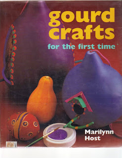 Gourd Crafts for the firs time