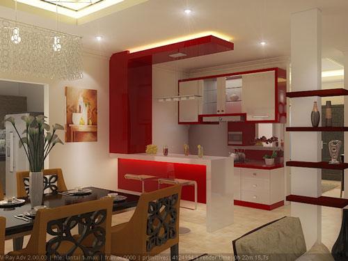 Agen Dinding 3D Pertama di Pekanbaru INTERIOR PERUMAHAN