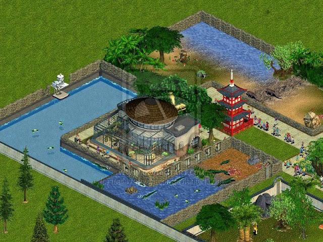 Zoo Tycoon 1 - Xây Dựng Sở Thú