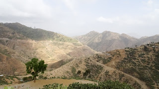 How to see Eritrea from the Mountains?