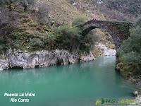 Puente la Vidre, Peñamellera Alta