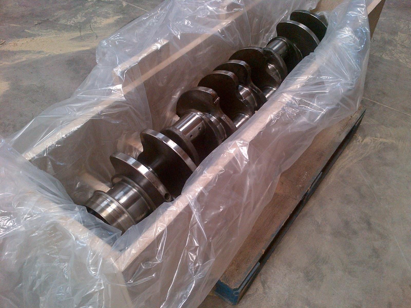 VT28 Crankshaft STD / STD 3042800