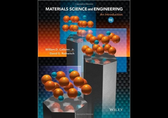 Materials Science And Engineering An Introduction 9e