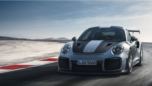 Porsche 911 GT2 RS specifications