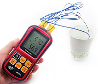 jenis-jenis pengertian termometer
