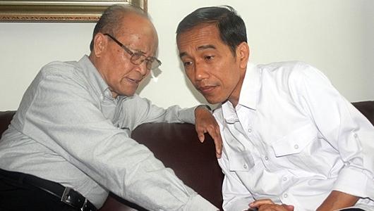 Jokowi: Katanya Kalau Saya Menang Enggak Boleh Azan, Ini Kebangetan