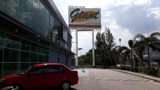Giant Hypermarket Cheras