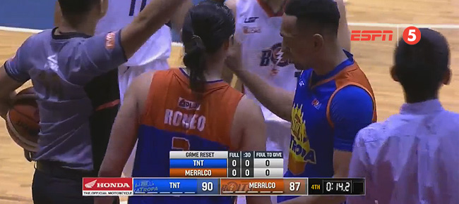 Import-less TNT def. Meralco, 92-90 (REPLAY VIDEO) August 19