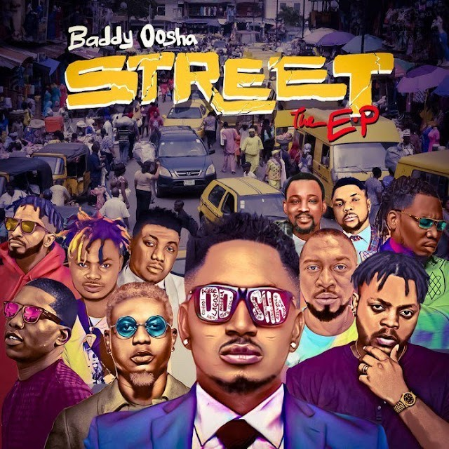 "DOWNLOAD NOW » ""Baddy Oosha – Street The EP"" Full EP Is Out"