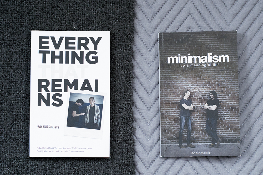 Minimalism, The minimalists, ethical living, living with less