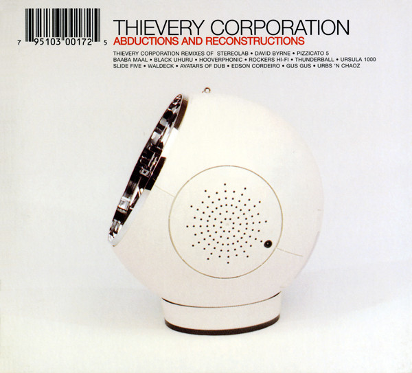 Abductions And Reconstructions - Thievery Corporation