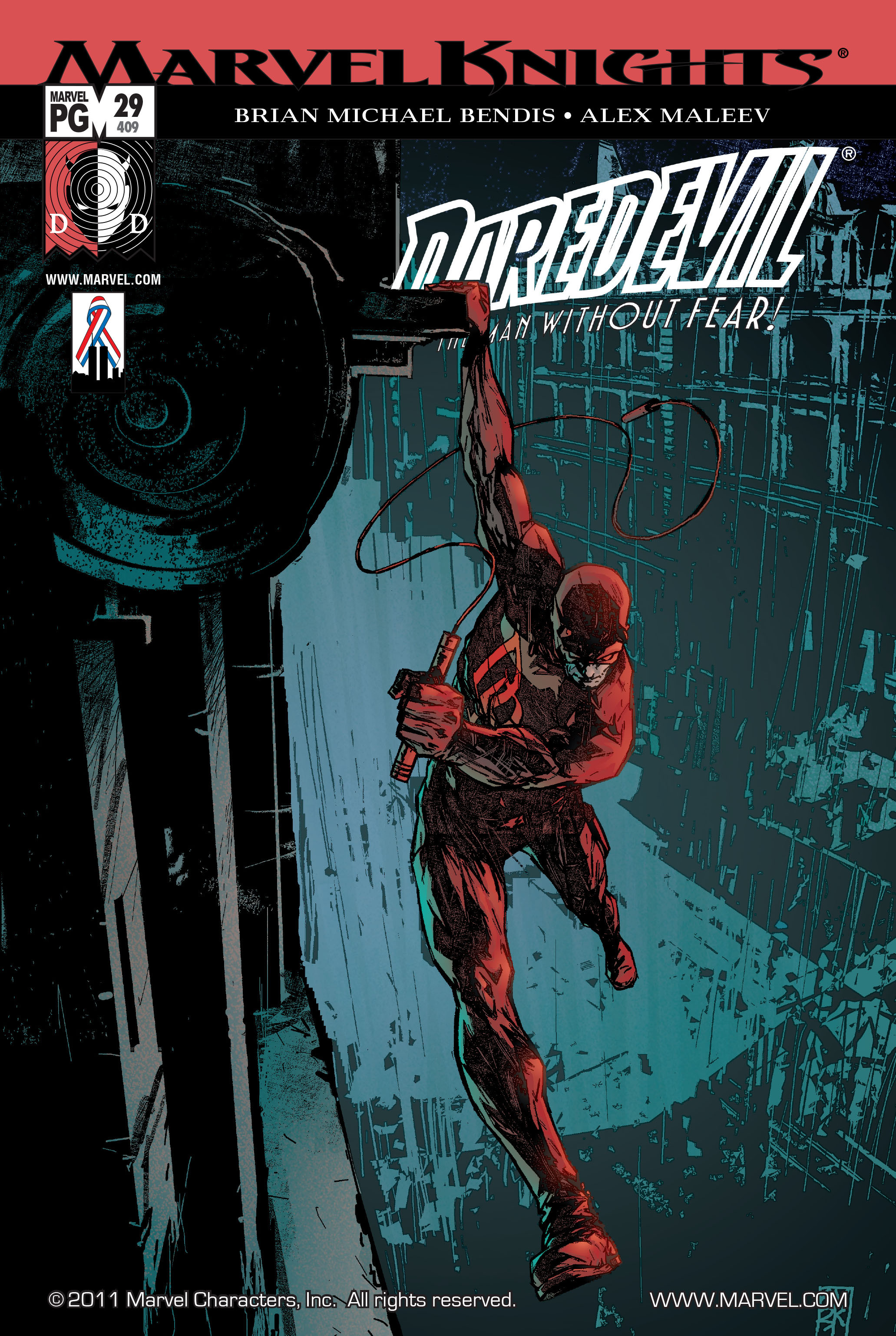 Daredevil (1998) 29 Page 1