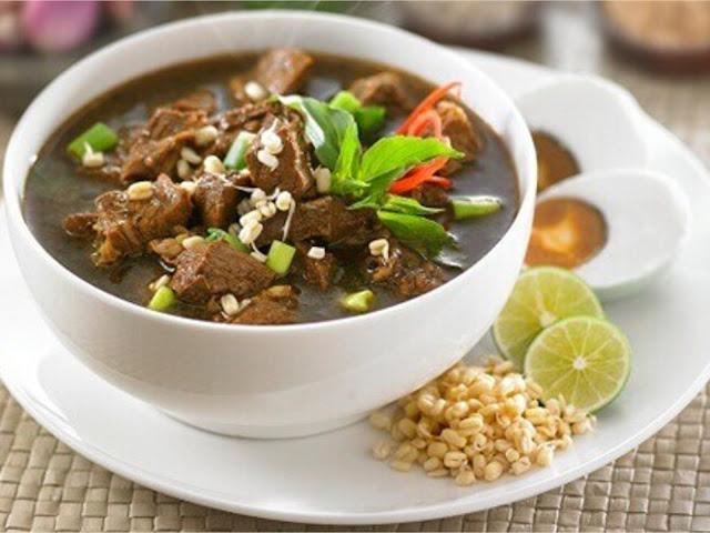 resep rawon daging sapi surabaya