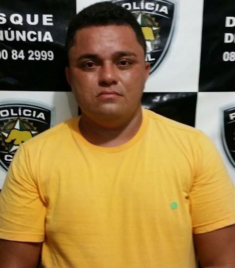 Polícia Civil prende homem com 46 pedras de crack no Planalto 13 de Maio em Mossoró
