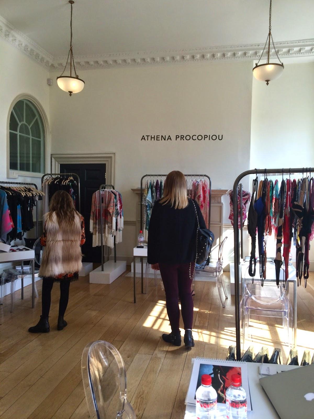 London Fashion Week Designer Showrooms Ss15