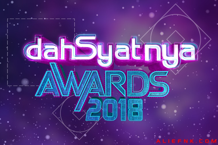 dahSyat-nya Awards 2018 RCTI [image by rcti.tv]