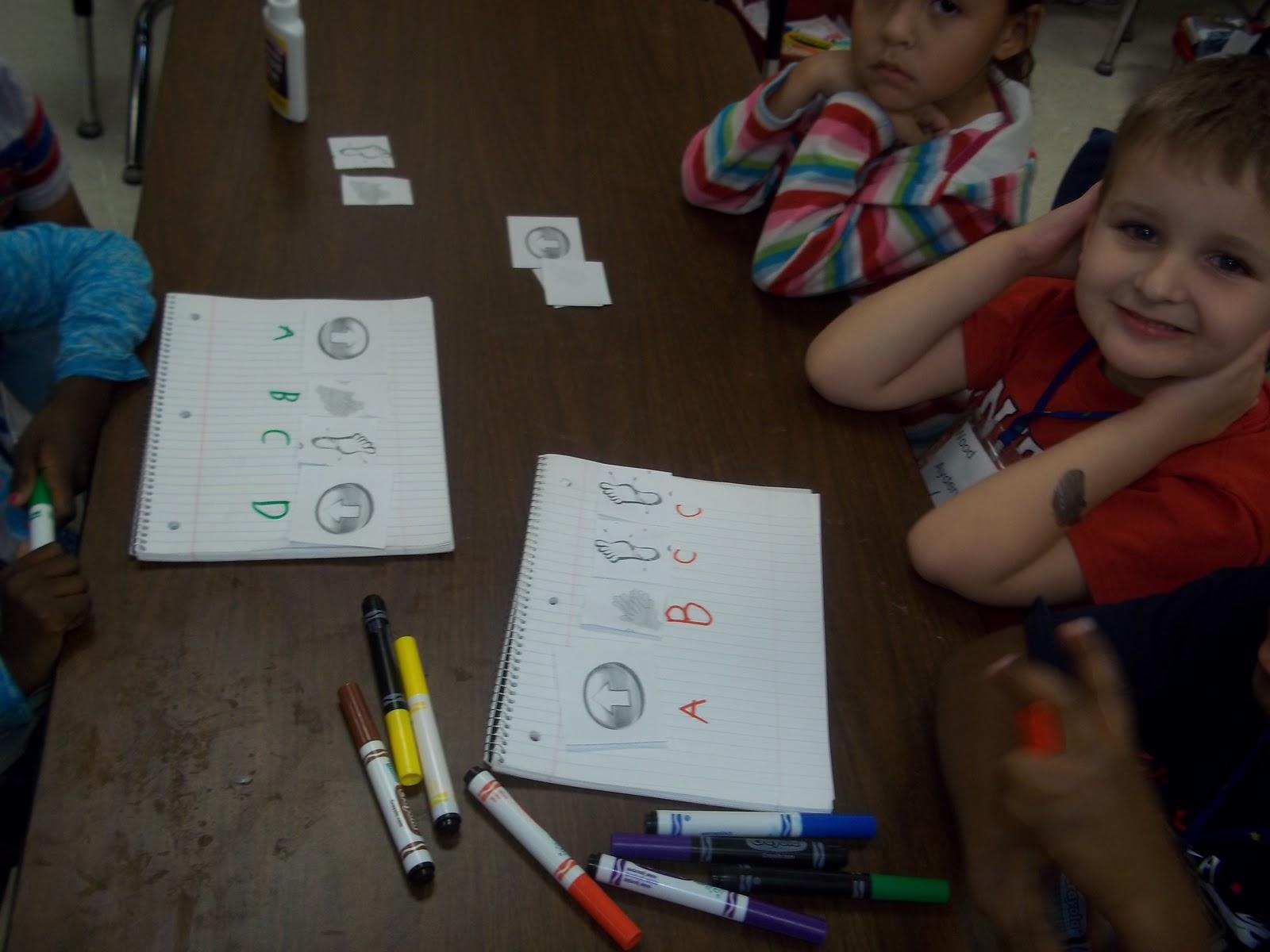 Kinder Garden: Mrs. Wood's Kindergarten Class: Motion Patterns