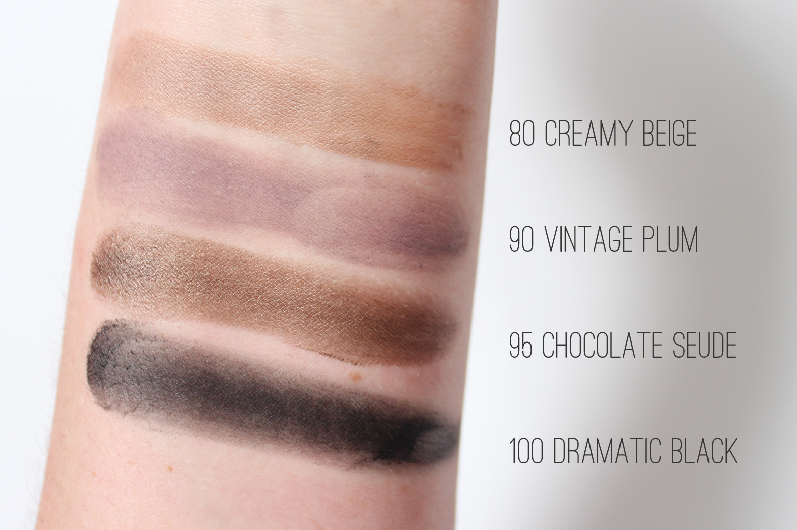 MAYBELLINE   Color Tattoo 24hr Eyeshadow Leather - Review + Swatches - CassandraMyee